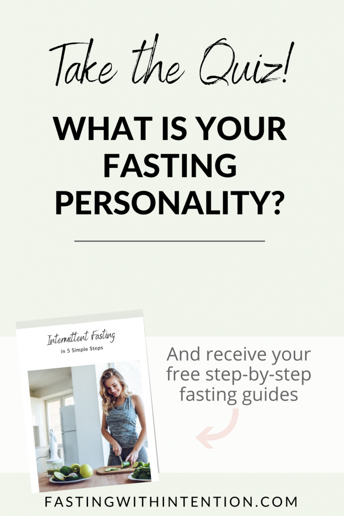 Which Intermittent Fasting Method Is Best for Me Quiz