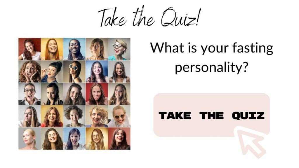 fasting personality quiz